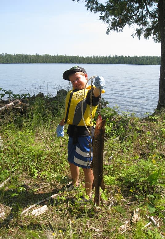 Garsons Fly In Outposts Northern Pike