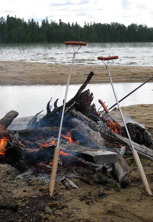 Garsons Fly In Outposts Campfire