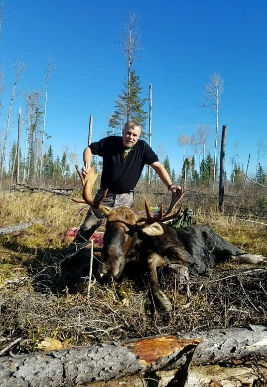 Garsons Fly In Outposts Moose Hunting
