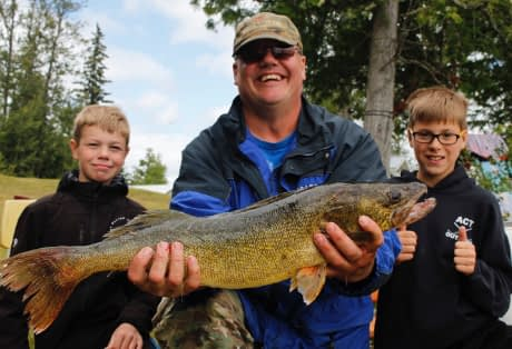 Garsons Fly In Outposts Walleye4
