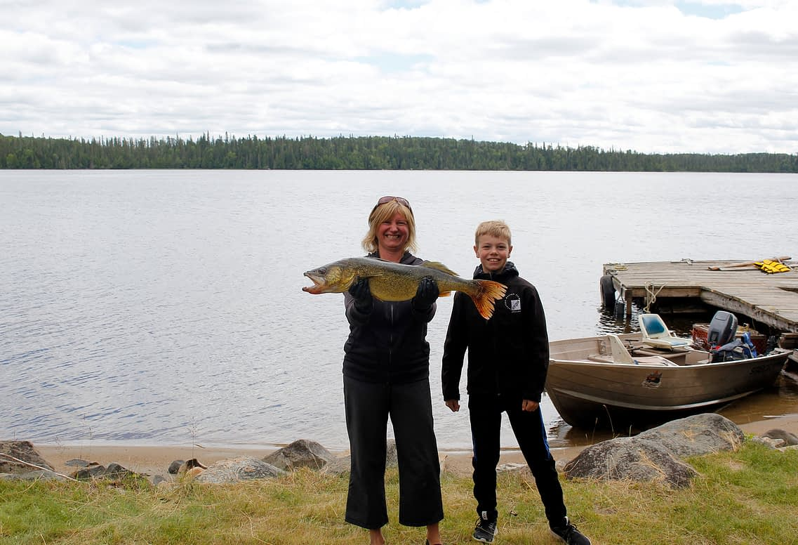 Garsons Fly In Outposts Walleye8