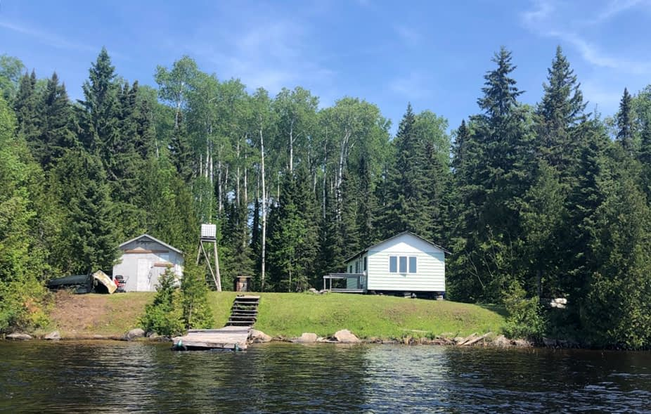 Garsons Fly In Outposts Locations Lascelles Lake