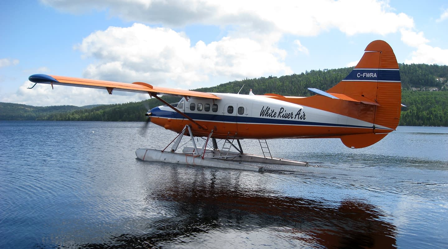 Garsons Fly In Outposts White River Air
