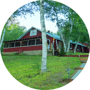 Thunderstock Outfitters Main Lodge